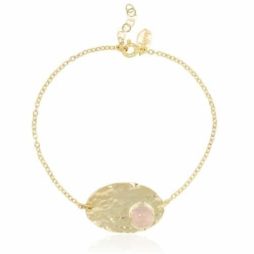 By Noon roze armband