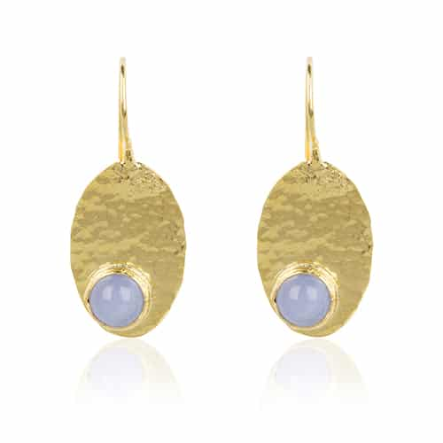 By Noon Blue earrings
