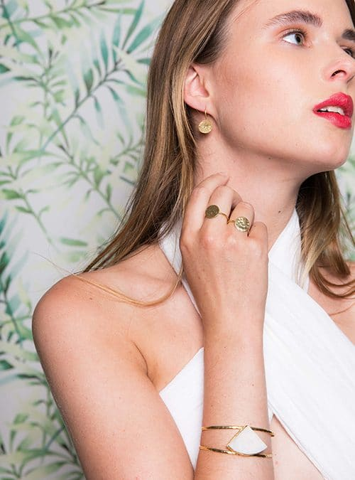 Ana Dyla sustainable ethical jewellery