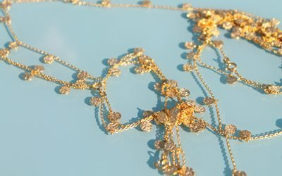 The key to untangle necklaces!