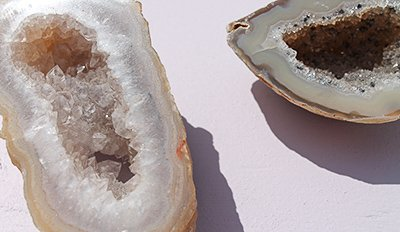 Agate for stability, grounding and support